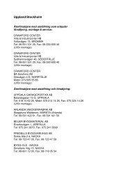 Uppland/Stockholm - Crawford Garageporte