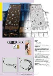 Lichtervorhang für Innen und Außen