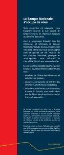 Solutions bancaires - Ordre des infirmières et des infirmiers du ... - Page 3