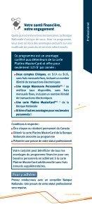 Solutions bancaires - Ordre des infirmières et des infirmiers du ... - Page 5