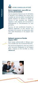 Solutions bancaires - Ordre des infirmières et des infirmiers du ... - Page 6