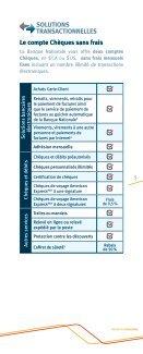 Solutions bancaires - Ordre des infirmières et des infirmiers du ... - Page 7