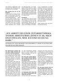 arbeitsmarkt und flüchtlinge - Flüchtlingsrat Mecklenburg ... - Seite 7