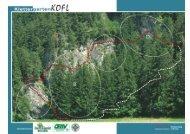 2. Aufwärmen vor dem Klettern - Alpenverein Spittal/Drau