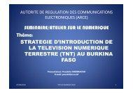 STRATEGIE TNT REVISE-4 [Mode de compatibilité] - Agence d ...
