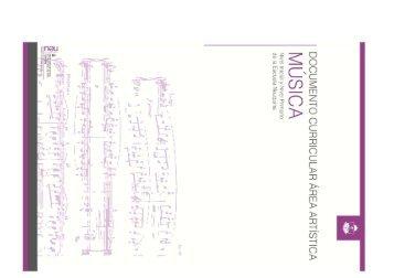 Diseño Curricular de Música Inicial y Primaria - Consejo Provincial ...
