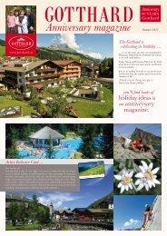 Anniversary magazine Summer 2011