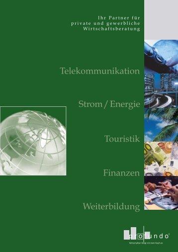 Was wir Ihnen bieten - Profundo GmbH