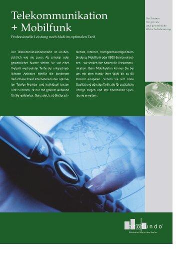 Einlegeblätter - Profundo  GmbH
