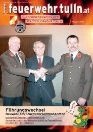 Umbruch FF Tulln:Umbruch FF Tulln - Stadtfeuerwehr Tulln