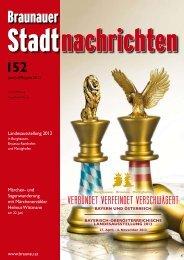 Anzeigenannahme für Braunauer Stadtnachrichten: Marianne ...