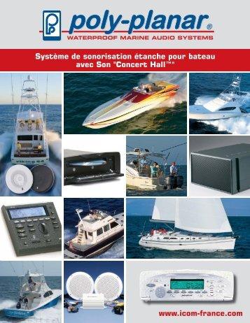 PP 2008 Marine Catalog FR.indd - Icom France