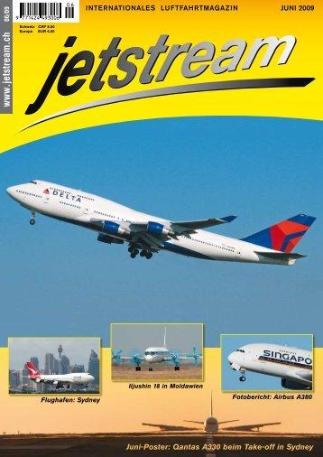 jetstream Juni 2009 - Familie Wimmer