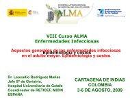 Aspectos generales de las enfermedades infecciosas en el adulto ...