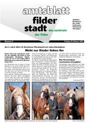 Nicht nur Kinder lieben ihn - Stadt Filderstadt