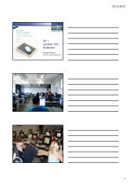 07 – Lernen mit Anderen - News from Duisburg Learning Lab