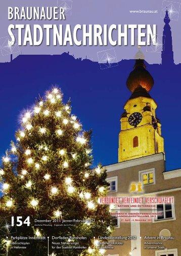 Anzeigenannahme für Braunauer - in Braunau am Inn