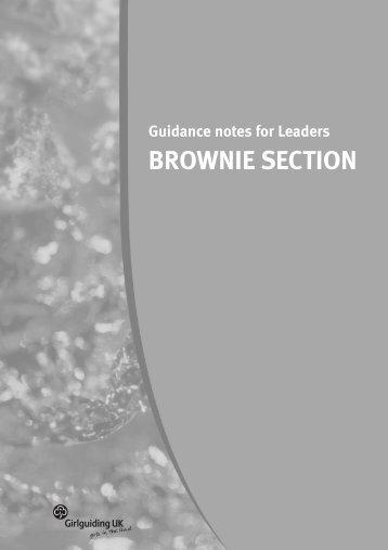 Handbook_Brownie notes.qxp:Handbook - Brownie ... - Girlguiding UK