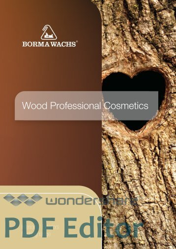Wood Professional Cosmetics - Color