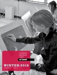WINTER:2013 - Currier Museum of Art