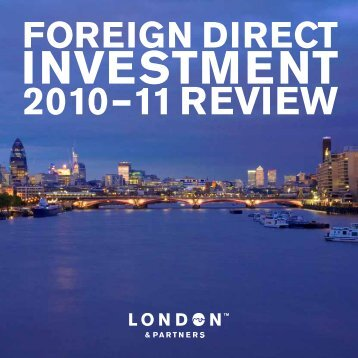 2010–11 review - London & Partners