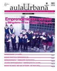 Magazin Aula Urbana Edición numero 82 - IDEP