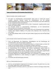 Fragen und Antworten zu AXA Immoselect (Stand 09.05.2011 ...