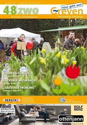 BENZ Karnevalsumzug grevener musiKnacht ... - Stadt Greven