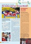 BENZ Karnevalsumzug grevener musiKnacht ... - Stadt Greven - Seite 6
