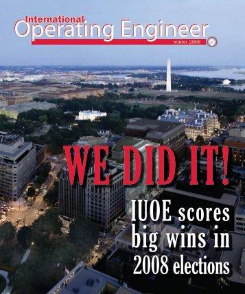 International Union of Operating Engineers