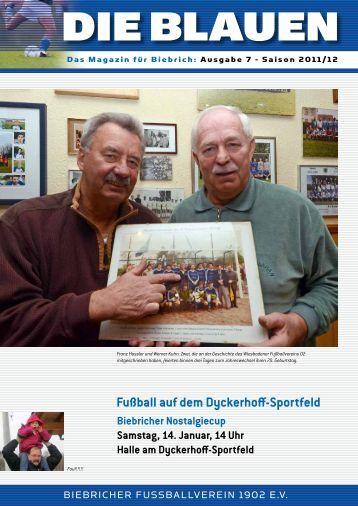 Januar 2012 - FV Biebrich 02
