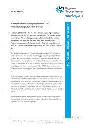 PRESSEM ITTEILU N G · 28.06.2013 - Zweckverband Bodensee ...