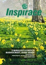 Inspirace 1/2012 - Svaz zakládání a údržby zeleně