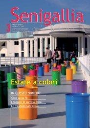 (mag/giu 2008) anno 8 numero 3 - Comune di Senigallia