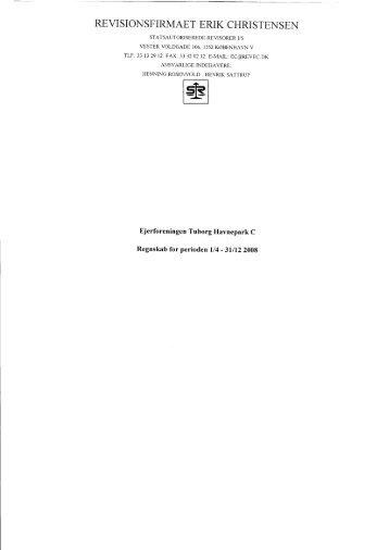 REVISIONSFIRMAET ERIK CHRISTENSEN - Tuborg Havnepark - C