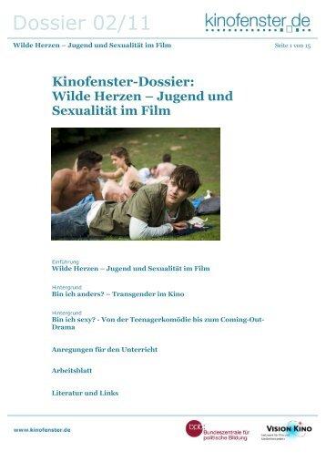 Jugend und Sexualität im Film - Kinofenster.de