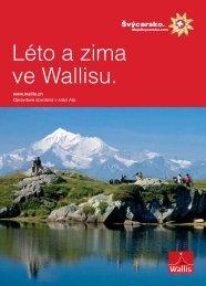 Léto a zima ve Wallisu. - Moje Švýcarsko.com