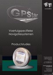 Navigatiesysteem - GPStar