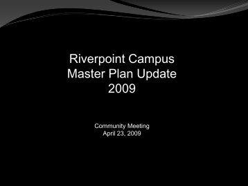 presentation - Washington State University at Spokane
