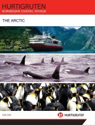 Download the 2008 Arctic/Spitsbergen e-brochure (pdf file) - Cruise ...