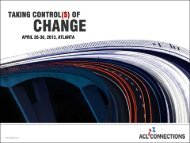 Changing Strategies - Acl.com
