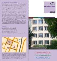 MVZ DIAKOMED-Chemnitz gGmbH - Diakoniekrankenhaus ...