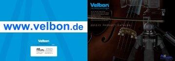 Velbon Katalog 2012 - English - HS Imaging GmbH