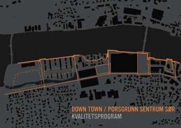 Kvalitetsprogram - Porsgrunn Kommune