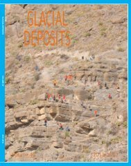 Volume 40 2011-2012 - Department of Geography - Geology
