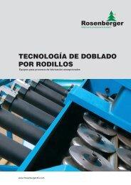 TECNOLOGÍA DE DOBLADO POR RODILLOS - Rosenberger AG