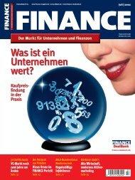 Finance - Jul. 2002 - Klein & Coll.