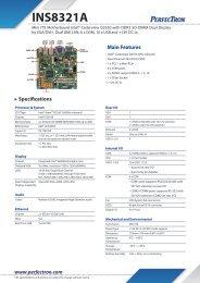 INS8321A - Rosch Computer GmbH