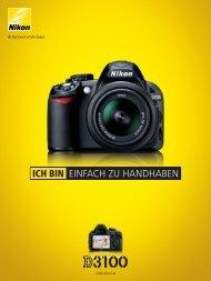 ICH BIN EINFACH ZU HANDHABEN - Nikon