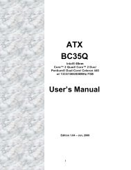 ATX BC35Q - Rosch Computer GmbH